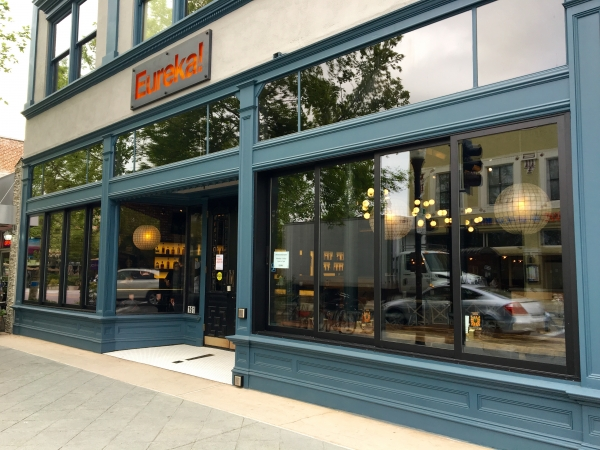 Eureka Set To Open In Downtown Mountain View Peninsula