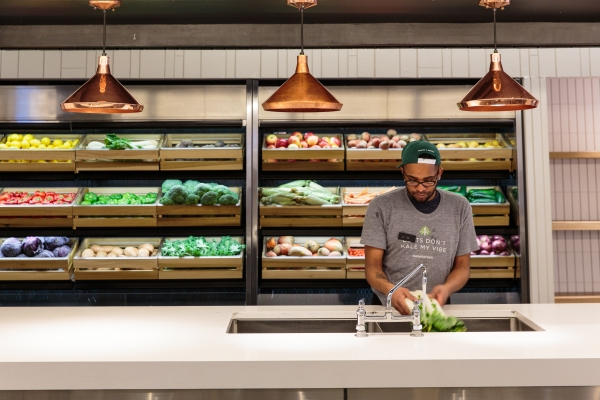 Sweetgreen To Open In Downtown Mountain View on Restaurant Kitchen Design