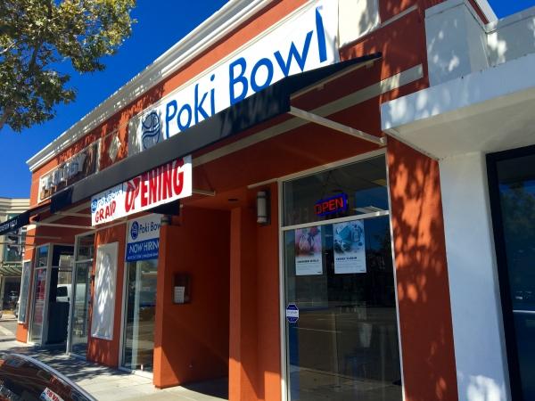 Palo Alto S Second Dedicated Pok 233 Eatery Poki Bowl
