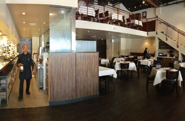 The Renovated Black Pepper Restaurant At 1029 El Camino Real In Menlo Park