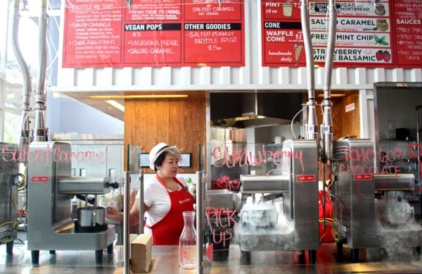 Smitten Ice Cream smitten ice cream closes los altos shop | peninsula foodist