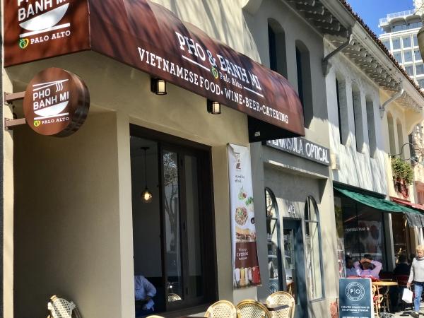 Downtown Palo Alto gets new Vietnamese eatery | Peninsula