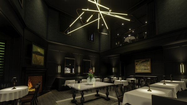 Peek Inside The Fine Dining Selby S Opening In Redwood City