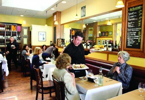 La Boheme Restaurant Palo Alto