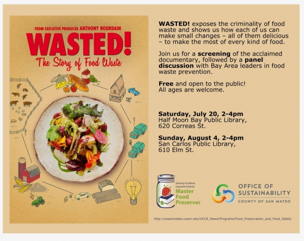 Goodbye Food Waste! | The Food Party! | Laura Stec | Palo