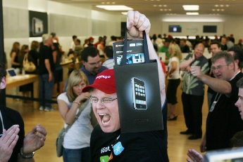 Palo Alto Buzzing Over Release Of Apple IPhone