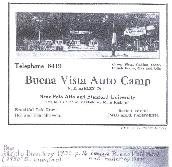 A History Of Buena Vista Mobile Home Park