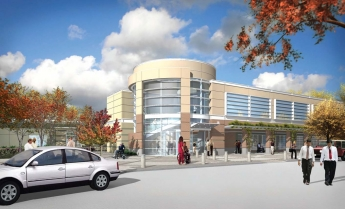 Construction Starts On Va Mental Health Center News Palo Alto