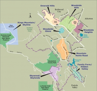 Woodside Neighborhoods News Palo Alto Online