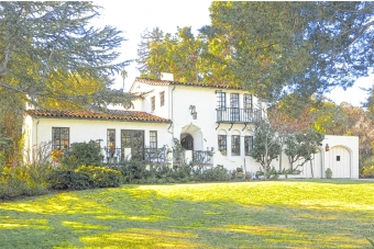 Stanford Historical Society House Tour