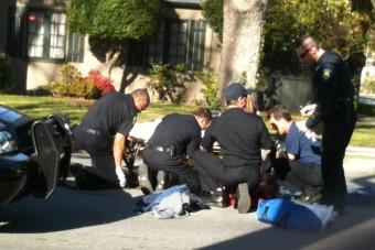 Palo Alto News Car Crash