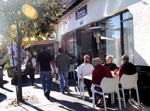 Restaurants Techies Spur Boom On California Avenue