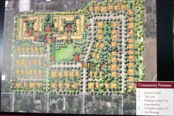 Stanford unveils Mayfield housing project plans | News | Palo Alto