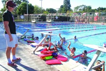 Palo Alto May Get Recreational Swim Program News Palo Alto Online