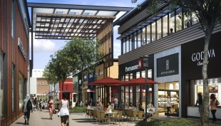 Stanford Shopping Center Announces Further Renovation Plans News