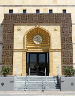 Artist Team Bring Palo Alto S First Freestanding Mosque