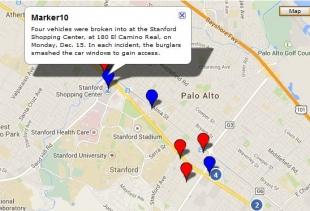 Rash Of Auto Burglaries Hits Palo Alto News Palo Alto