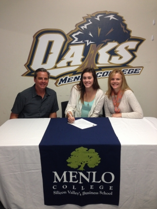 High Point Lacrosse >> Menlo College women's volleyball gains a middle blocker | News | Palo Alto Online