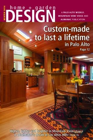 Winter 2014 Home Garden Design News Palo Alto Online