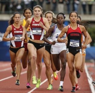 stanford track meet 2014