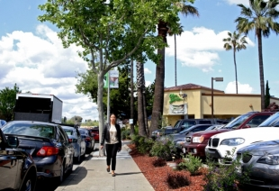Palo Alto Three Story Building Proposed For Olive Garden