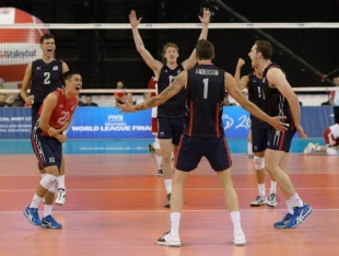 A Shoji influence on USA national men's volleyball team ...
