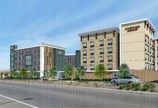 Marriott Proposes Two Hotels In South Palo Alto