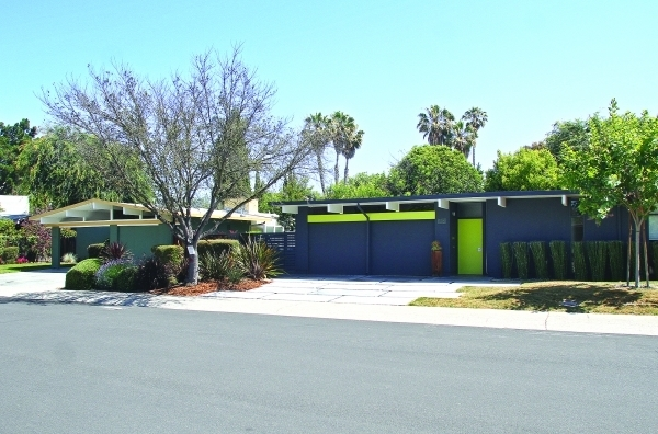 eichler enclave wins ban on two story homes
