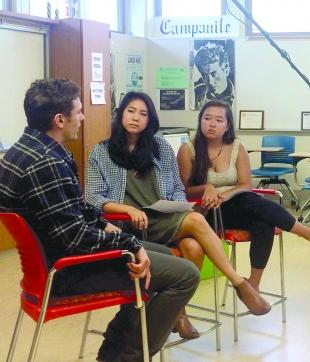 James Franco Begins Revolutionary Film Class With Local High
