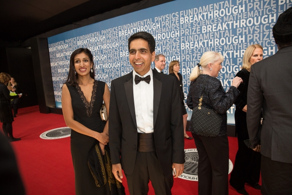 Breakthrough Prize Honors Local Science Pioneers At Moffett