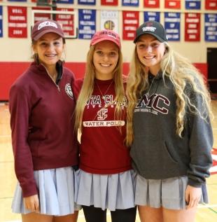 Trio of Castilleja student-athletes looking to next level | News ...