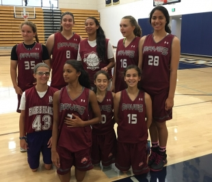 Local Girls AAU Basketball Team Aims High At National Tourney