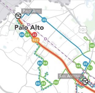 Palo Alto Residents Oppose Valley Transportation Authority