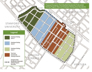 Palo Alto looks to bring permit parking to Evergreen Park