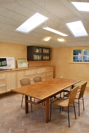 Garagetooffice conversion leaves room for future granny dwelling