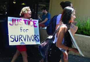 Thumbnail for Stanford tests new way for students to report sexual violence