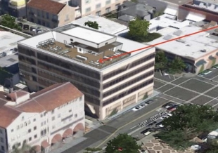 Palo Alto To Consider Downtown Roof Decks News Palo Alto Online