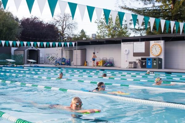 Making A Splash At Greenmeadow News Palo Alto Online