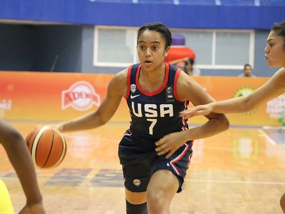Stanford freshman helps U.S. U18 womens hoops reach final