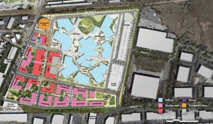 Questions fly over Facebook's 'Willow Village' campus | News ... on facebook headquarters campus, facebook looks like map, daytona state college map, facebook corporate locations map, facebook map circa 2013, facebook campus menlo park, facebook football map, facebook frank gehry building, facebook home, facebook connection map, facebook search,