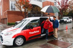 Hassett ACE Hardware testing autonomous delivery van | News