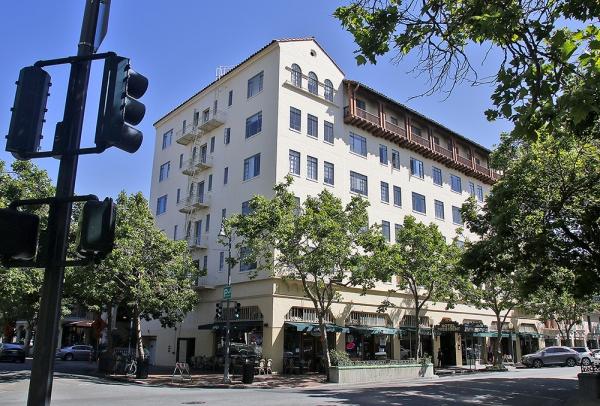 Documents reveal secret dealings over President Hotel   News   Palo