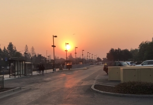 Smoke from Camp Fire causing unhealthy air on Peninsula