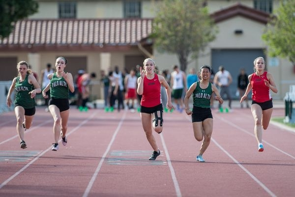 Gunn sweeps SCVAL De Anza track and field meet from Paly