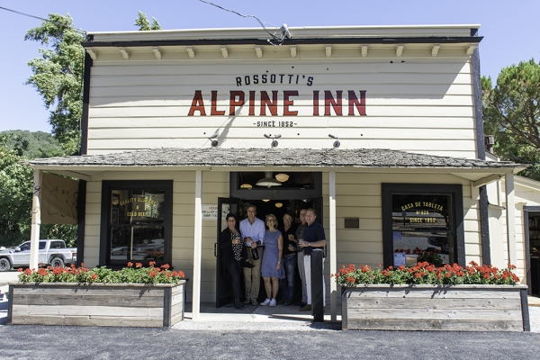 Historic Alpine Inn reopening in Portola Valley on Friday | News