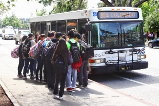 Vta S New Bus Schedule Leaves Gunn High In A Quandary