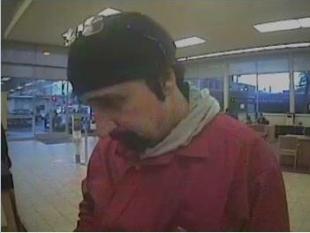 Robber Strikes Wells Fargo Bank