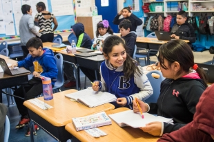In East Palo Alto, a microcosm of the state's heated charter