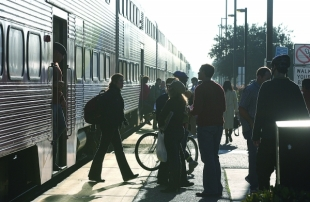 Caltrain's proposed four-track station could disrupt Palo