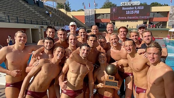 stanford s splash is bigger than cal s in mpsf water polo